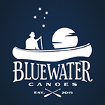 Bluewater Canoes Logo